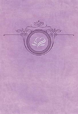 NKJV Women of Faith Devotional Bible - Lavender Imitation Leather