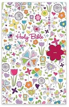 NKJV Kids' Bible - Soft Cover w/Button