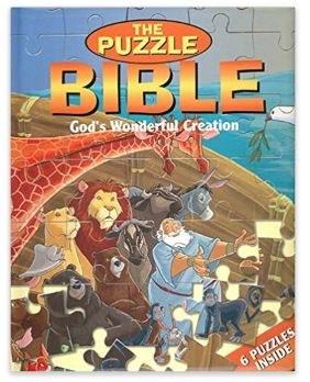 The Puzzle Bible - God's Wonderful Creation