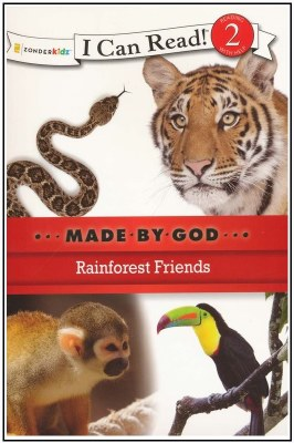 Made By God: Rainforest Friends - I can Read Level 2