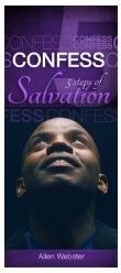 5 Steps of Salvation: Confess