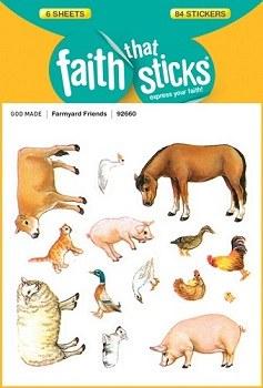 Farmyard Friends: Faith That Sticks