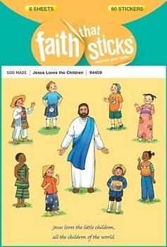 Jesus Loves the Children: Faith That Sticks