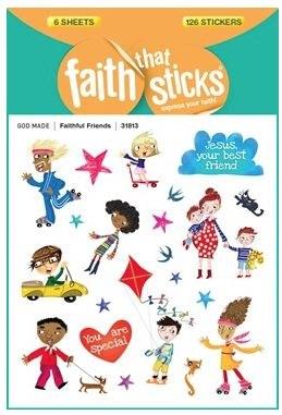 Stickers, Faithful Friends