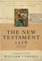 1526 New Testament Black Genuine Leather