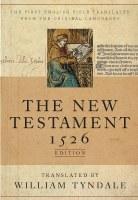 1526 New Testament Black Genuine Leather