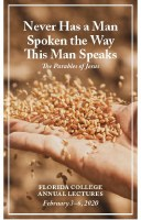 2020 Lecture Book - The Parables of Jesus