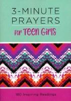 3 MINUTE PRAYERS FOR TEEN GIRL