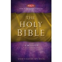NKJV Paperback Bible