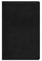 NKJV Personal Bible - Black Genuine Leather