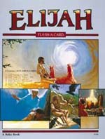 Abeka Flash-a-Cards: Elijah