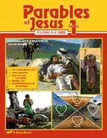 Abeka Flash-a-Cards: Parables of Jesus (Series 1)