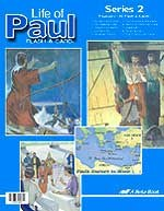 Abeka Flash-a-Cards: Life of Paul (Series 1)