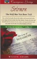 Solomon: The Half Has Not Been Told