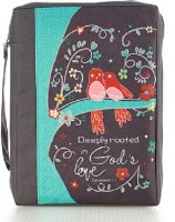 BIBLE COVER- Deeply Rooted M