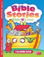 COLOR ACTIVITY/BIBLE STORIES