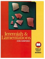 Bible Text Books - Jeremiah & Lamentations
