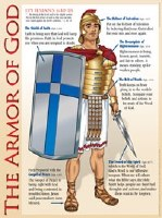 Armor of God- Laminated