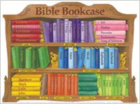 CHARTS-BIBLE BOOKCASE #545L LA