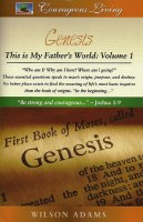 Genesis: This is My Father's World, Volume 1