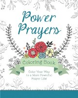 COLORING BOOK POWER PRAYERS