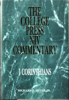 The College Press NIV Commentary: 1 Corinthians