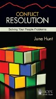 Conflict Resolution: Solving Your People Problems