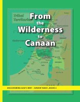 Discovering God's Way Junior 1-3 From the Wilderness to Canaan