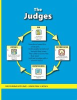 Discovering God's Way Junior 1-4 The Judges