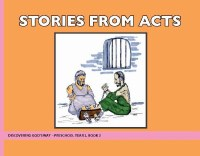 Discovering God's Way Preschool 2-3 Stories from Acts