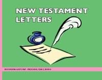 Discovering God's Way Preschool 2-4 New Testament Letters