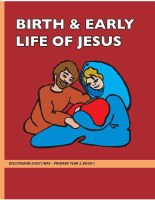 Discovering God's Way Primary 2-1 Birth & Early Life