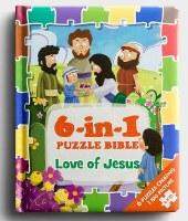 PUZZLE BIBLE-LOVE OF JESUS