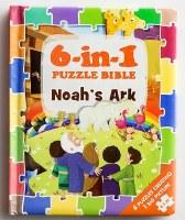 PUZZLE BIBLE-NOAH'S ARK