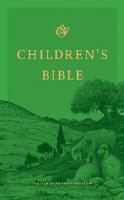 ESV Children's Bible- Green Hardcover