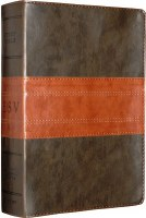 ESV Study Bible - Brown/Chestnut TruTone