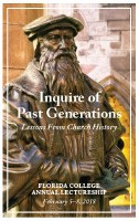 2018 Lecture Book: Inquire of Past Generations