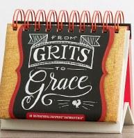 Perpetual Calendar - From Grit