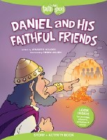 Daniel and His Faithful Friends - Sticker Book