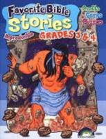 Favorite Bible Stories- Grades 3-4