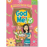 God and Me 3 for Girls 10-12