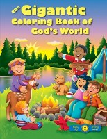The Gigantic Coloring Book of God's Word