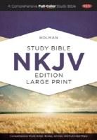 NKJV Study Bible - Hardcover