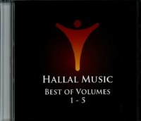 Best of Volumes 1-5 - Hallal Music