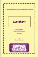 Matthew- Book 1