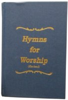 Hymns for Worship Revised 18th Edition Blue