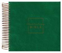 CSB Green Illustrating Bible
