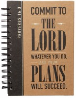 Journal - Commit to the Lord