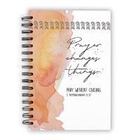 Journal - Prayer Changes Thing