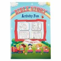 Bible Story Activity Fun Book